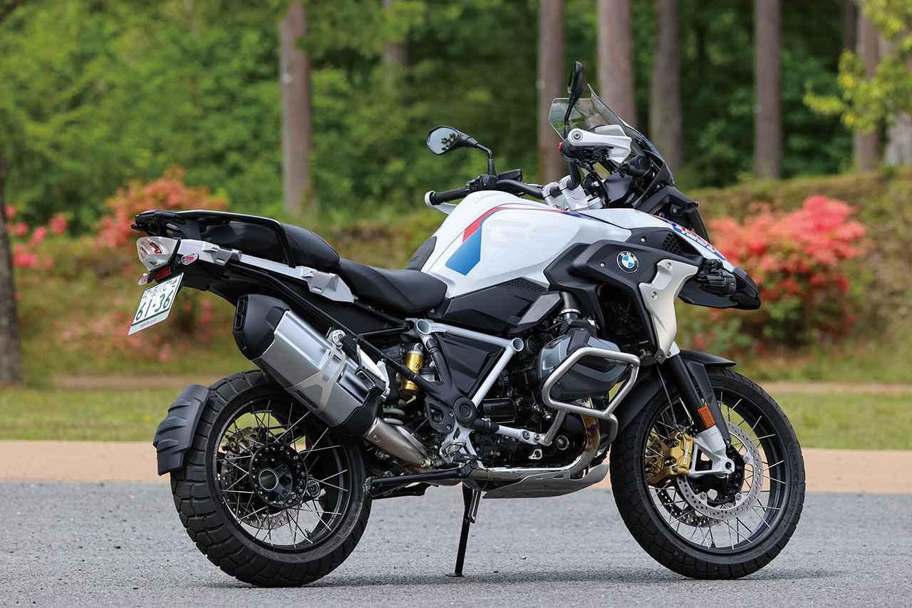 画像2: BMW「R1250GS」インプレ(2021年)電子制御システムを強化した新型を徹底解説