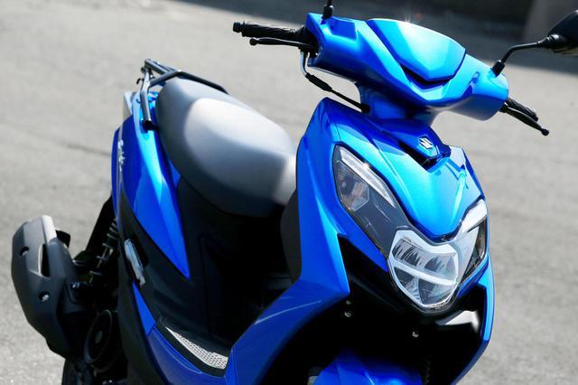 画像: 【解説】スズキ「スウィッシュ」の通勤性能を探る - webオートバイ