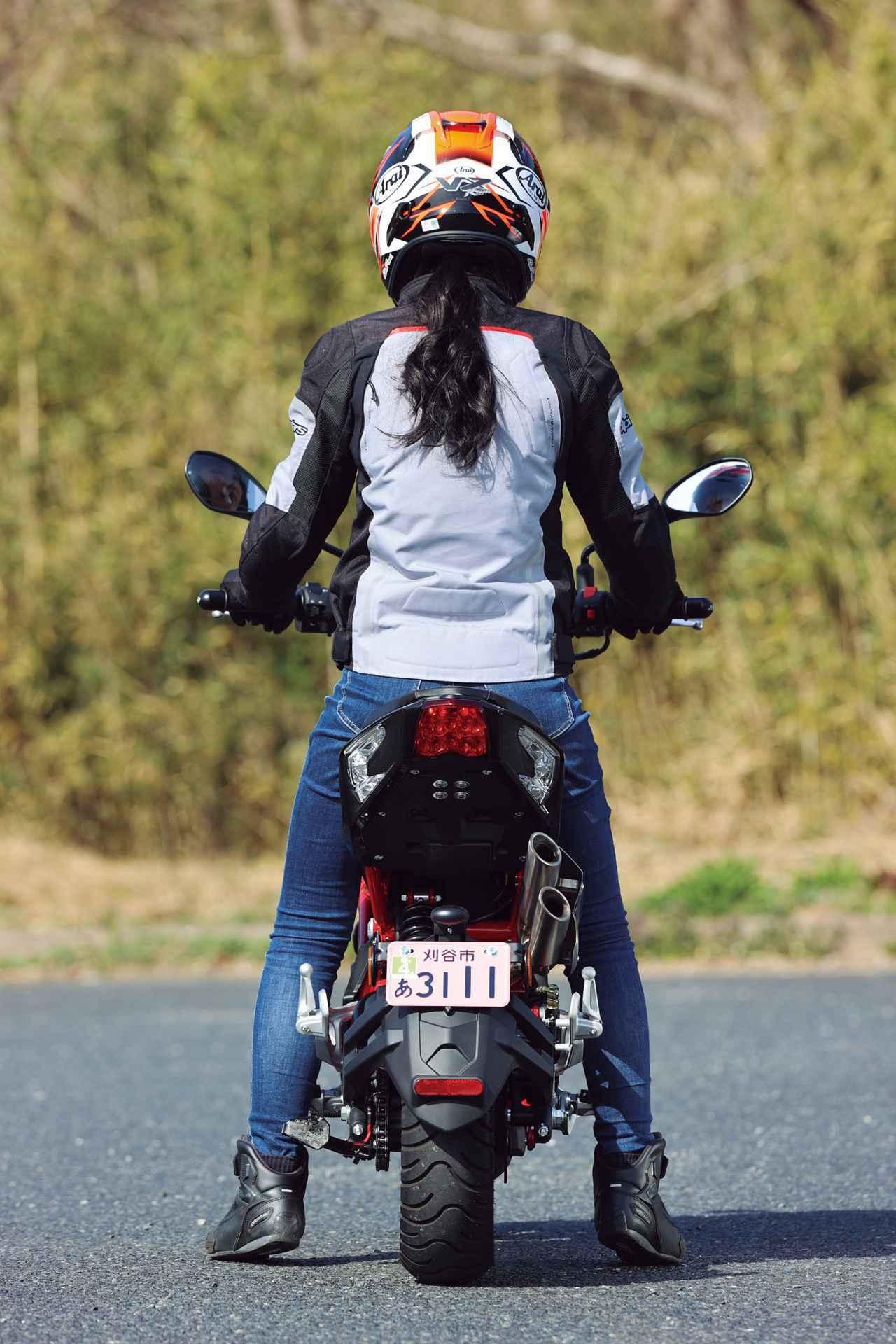 画像: 【各部解説&人気カラー投票】ベネリ「TNT125」- webオートバイ