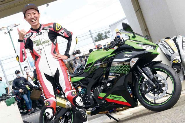 画像: チュートリアル福田充徳さんが「Ninja ZX-25R」をレビュー - webオートバイ