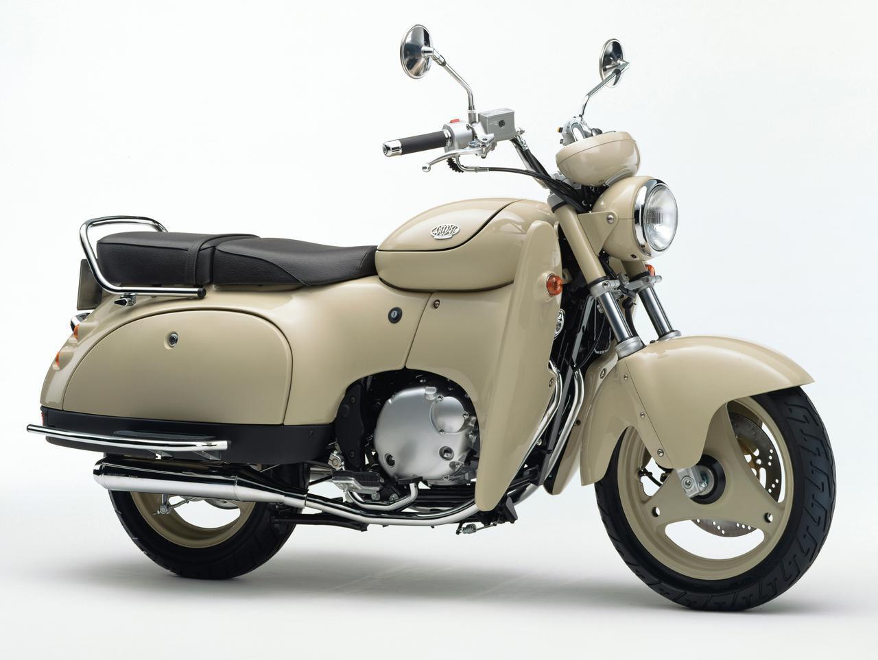 画像: SUZUKI SW-1 1992 発売当時価格:68万8000円 カラー:クリーム
