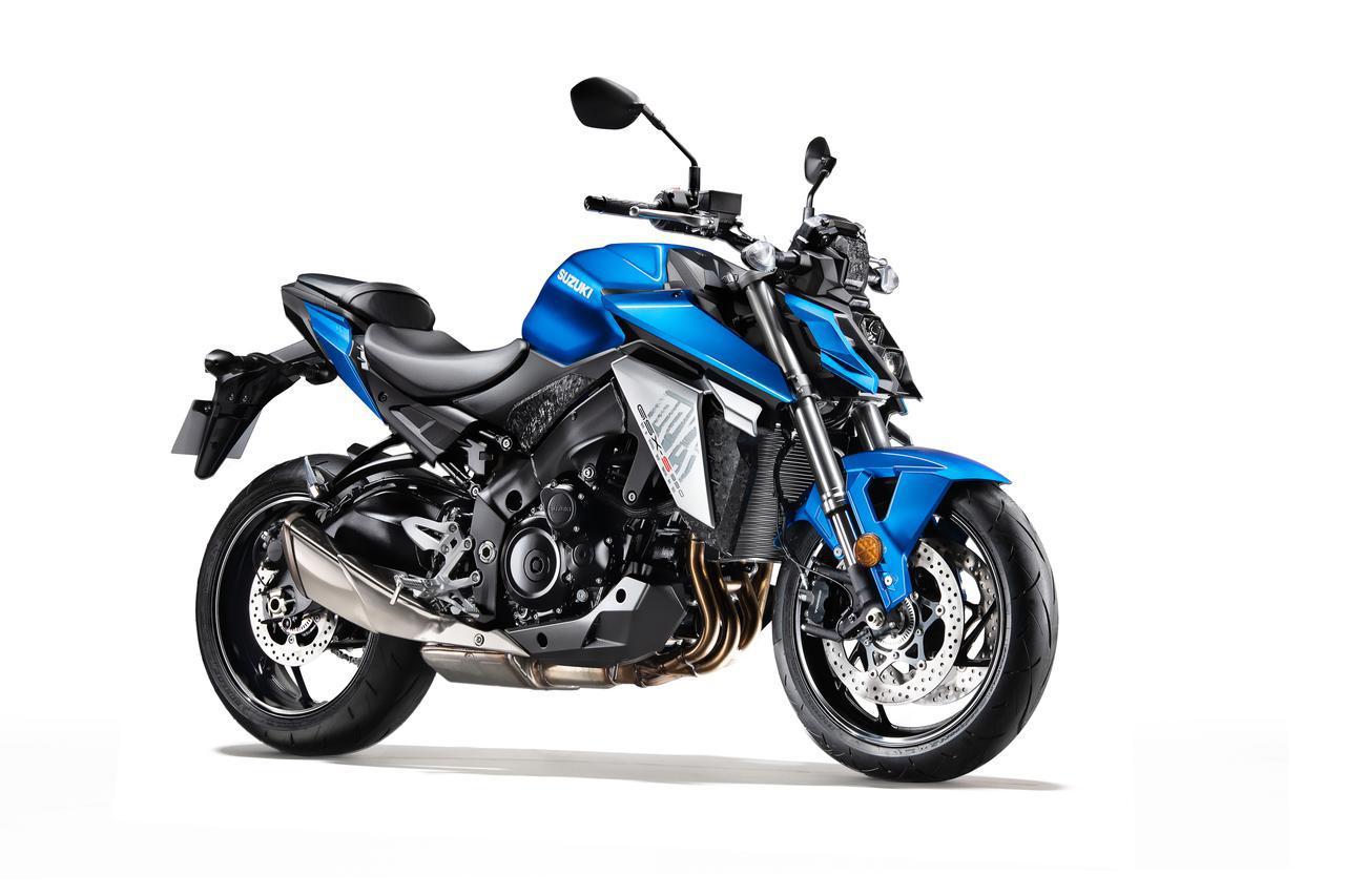 画像1: スズキが欧州で「GSX-S950」を発表! 新型「GSX-S1000」とのちがいをチェック、ヨーロッパの免許制度についても解説