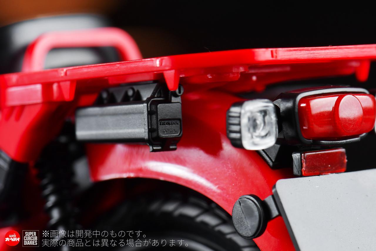 Images : 14番目の画像 - 【写真21枚】FUJIMI 1/12 NEXTシリーズ CT125 ハンターカブ - webオートバイ