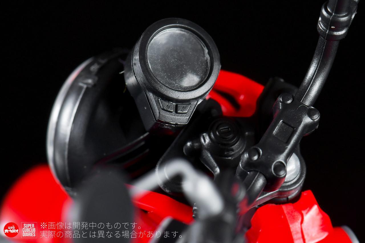 Images : 13番目の画像 - 【写真21枚】FUJIMI 1/12 NEXTシリーズ CT125 ハンターカブ - webオートバイ