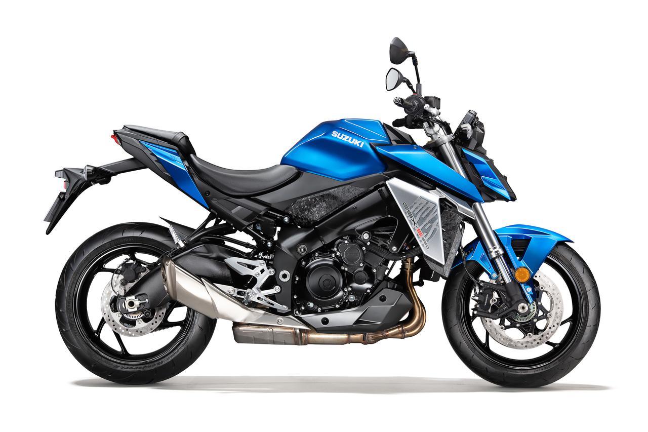 Images : 1番目の画像 - 【写真16枚】スズキ「GSX-S950」 - webオートバイ