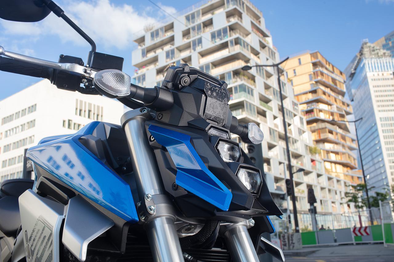 画像: 欧州で発表された「GSX-S950」とは? - webオートバイ