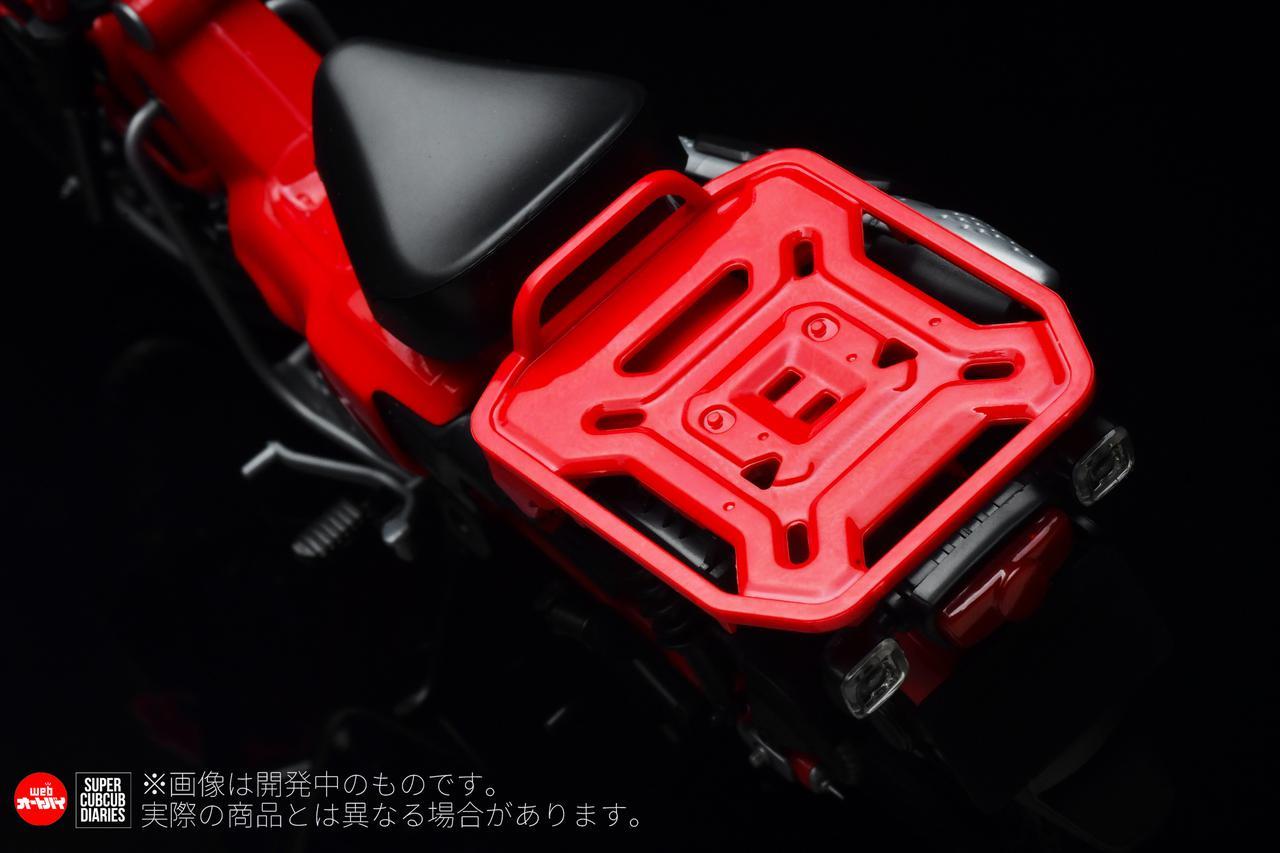 Images : 2番目の画像 - 【写真21枚】FUJIMI 1/12 NEXTシリーズ CT125 ハンターカブ - webオートバイ