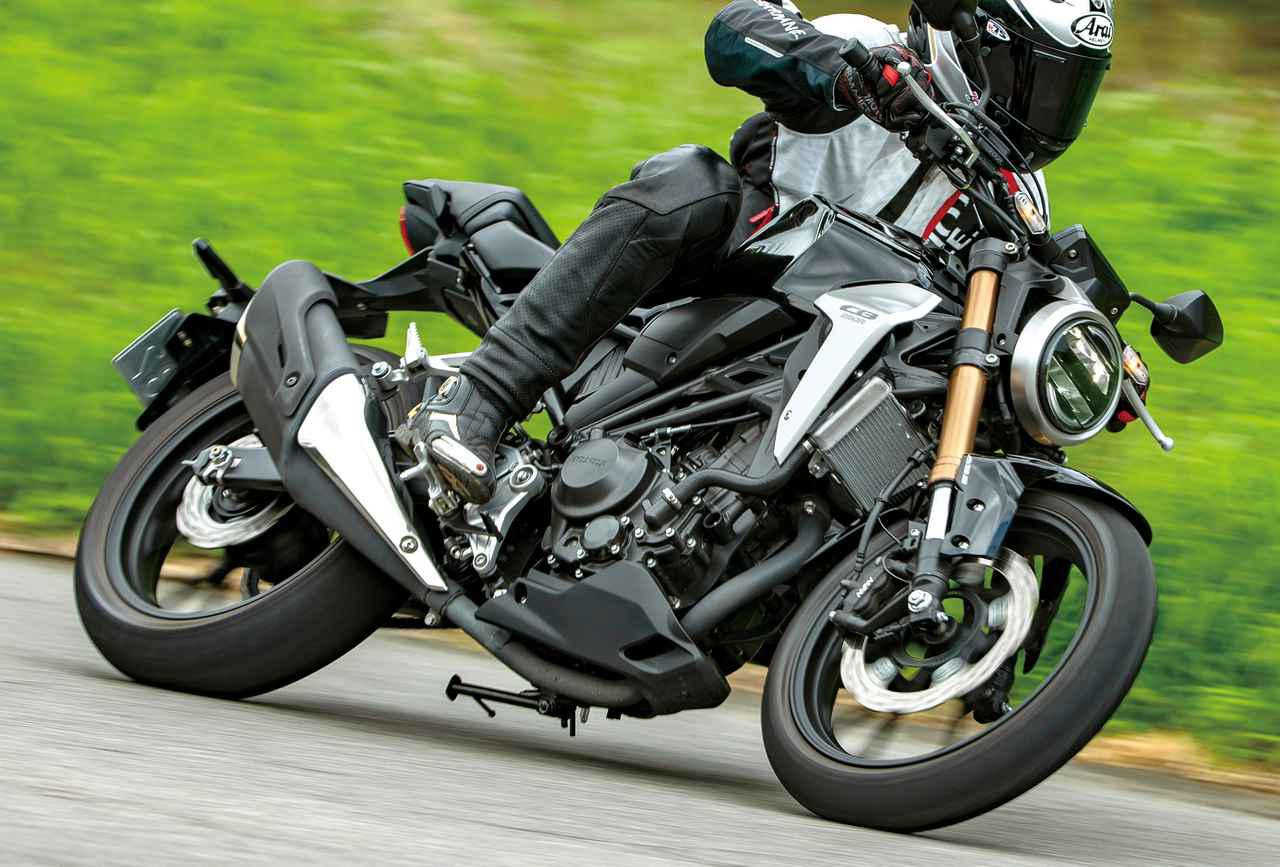 画像: 【インプレ】ホンダ「CB250R」(2021年) - webオートバイ