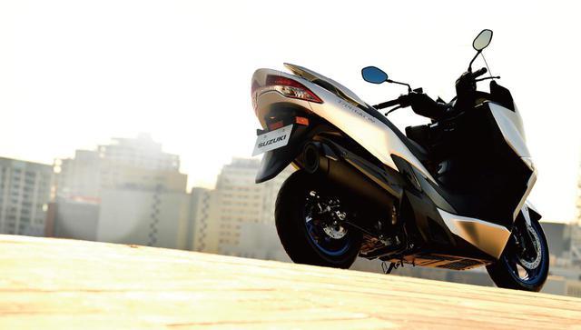 画像: スズキ新型「バーグマン400 ABS」の特徴