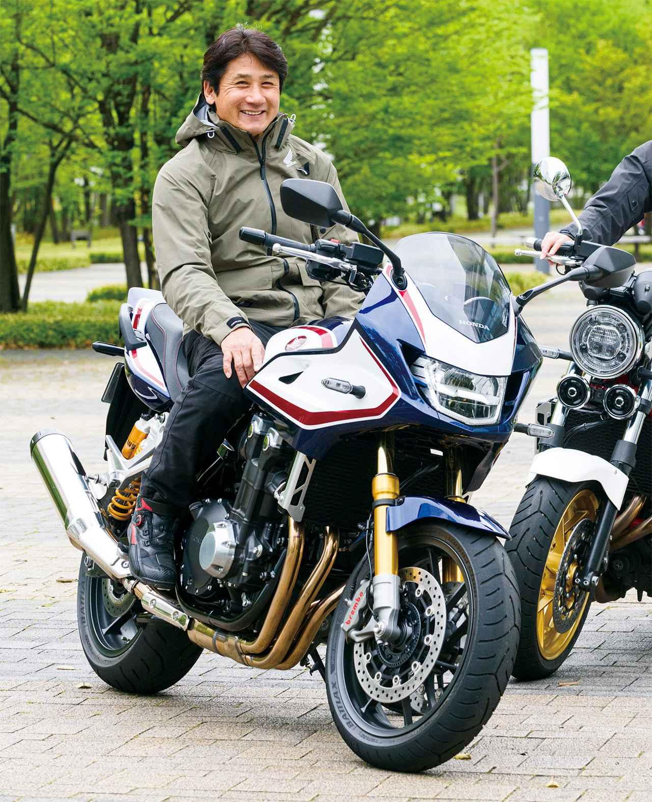 画像: 伊藤真一 (いとう しんいち) 1966年、宮城県生まれ。1988年ジュニアから国際A級に昇格と同時にHRCワークスチームに抜擢される。以降、WGP500クラスの参戦や、全日本ロードレース選手権、鈴鹿8耐で長年活躍。2021年は監督として「Astemo Honda Dream SI Racing」を率いてJSB1000などに参戦。