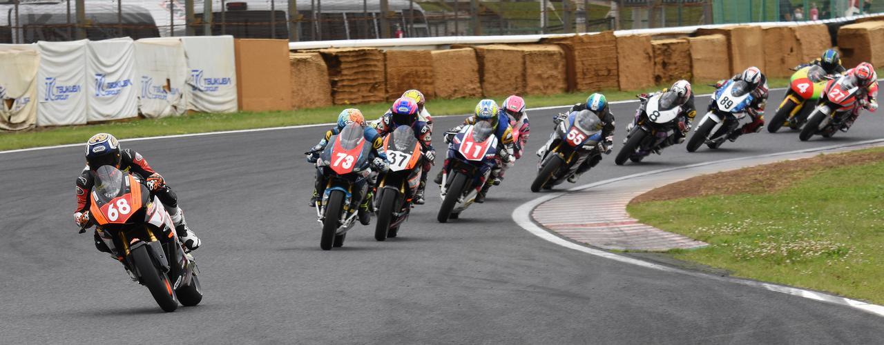 <全日本ロードレース> サスケ3連勝も様相一変! ~WebオートバイはJP250を応援します!