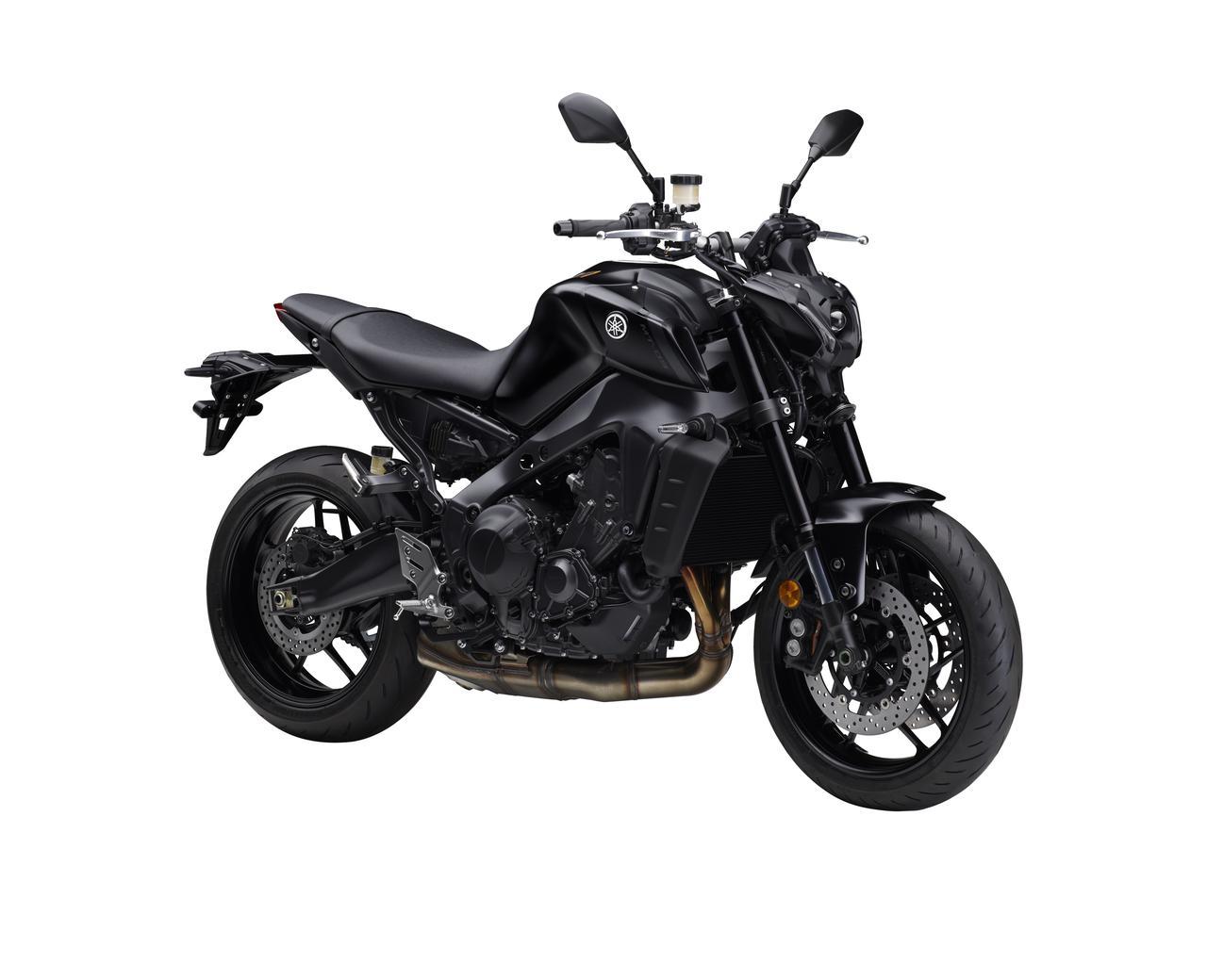 Images : 11番目の画像 - 【写真16枚】ヤマハ「MT-09 ABS」「MT-09 SP ABS」国内仕様・2021年モデル - webオートバイ