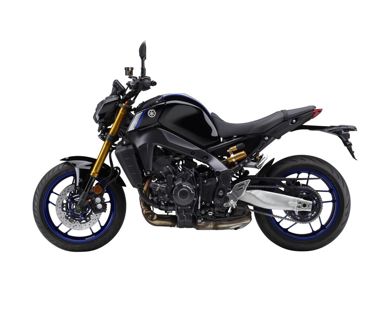 Images : 14番目の画像 - 【写真16枚】ヤマハ「MT-09 ABS」「MT-09 SP ABS」国内仕様・2021年モデル - webオートバイ