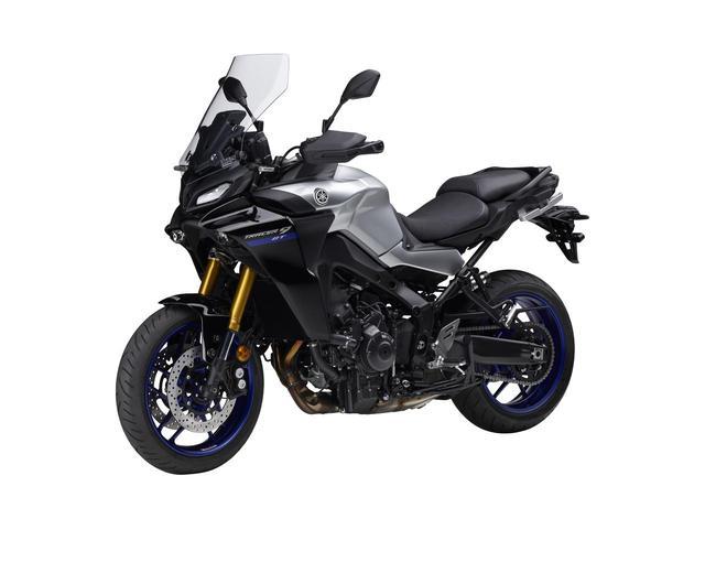 画像1: ヤマハ「トレーサー9 GT」発売! トレーサー900から全面的に進化を遂げた、新たなるスポーツツーリングバイク