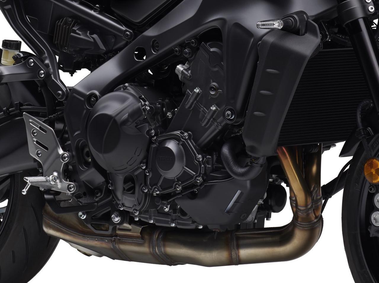 画像1: ヤマハ新型「MT-09 ABS」シリーズの特徴