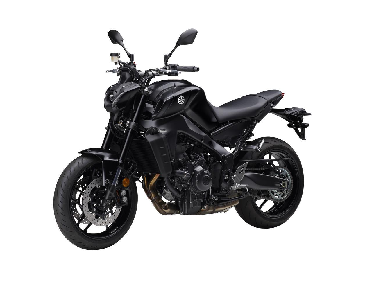 Images : 12番目の画像 - 【写真16枚】ヤマハ「MT-09 ABS」「MT-09 SP ABS」国内仕様・2021年モデル - webオートバイ