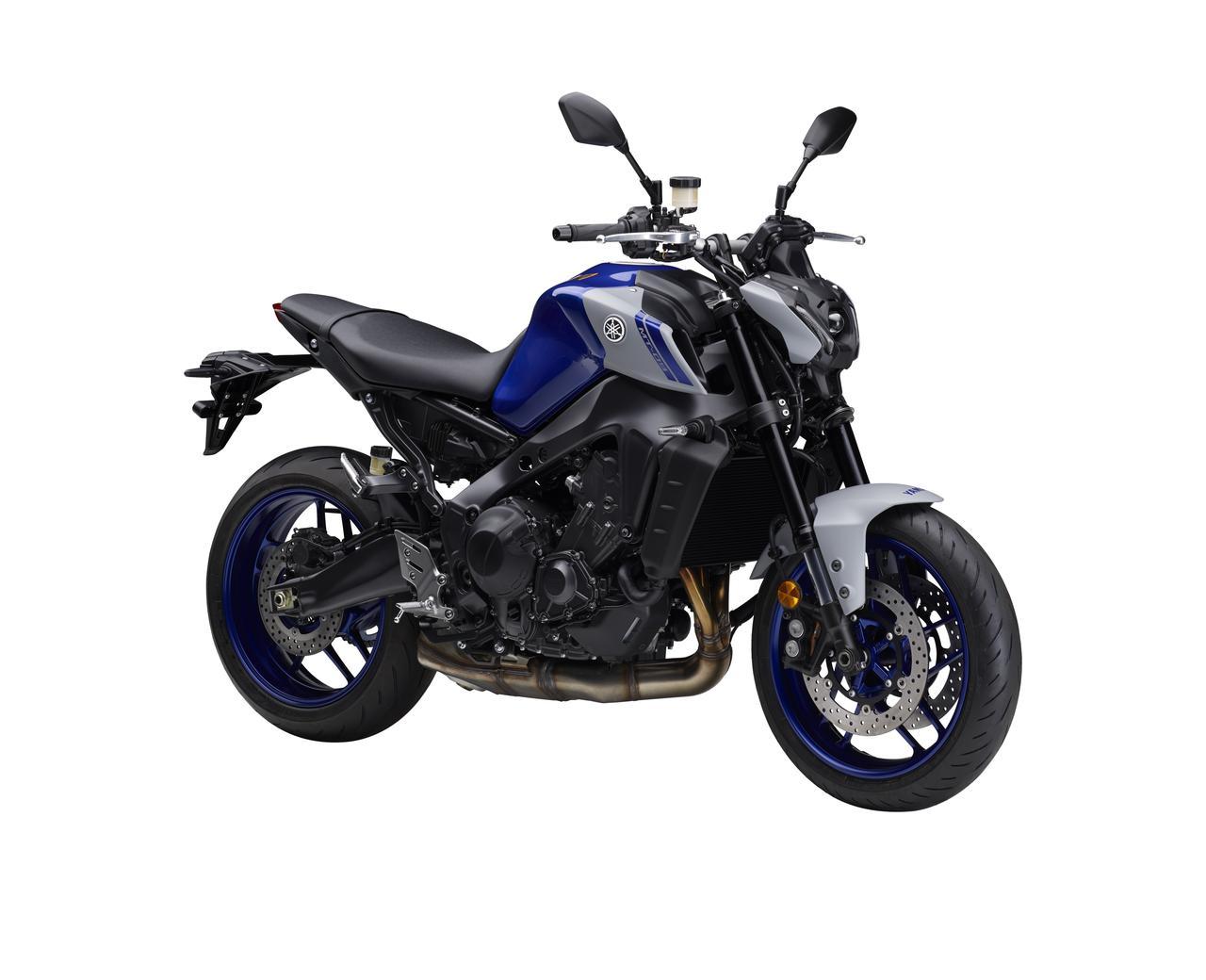 Images : 7番目の画像 - 【写真16枚】ヤマハ「MT-09 ABS」「MT-09 SP ABS」国内仕様・2021年モデル - webオートバイ