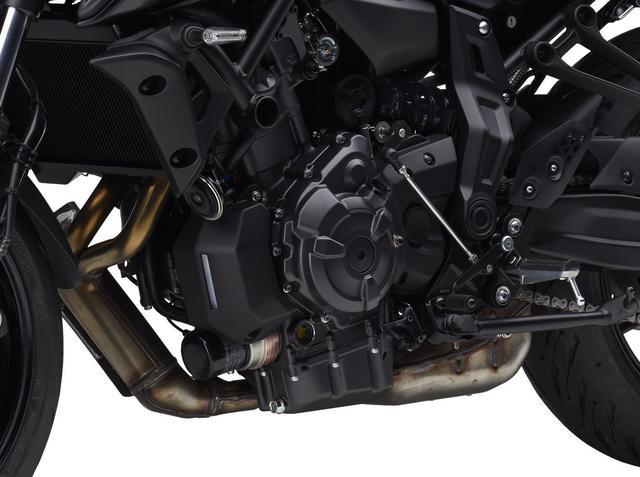 画像1: ヤマハ新型「MT-07 ABS」の特徴