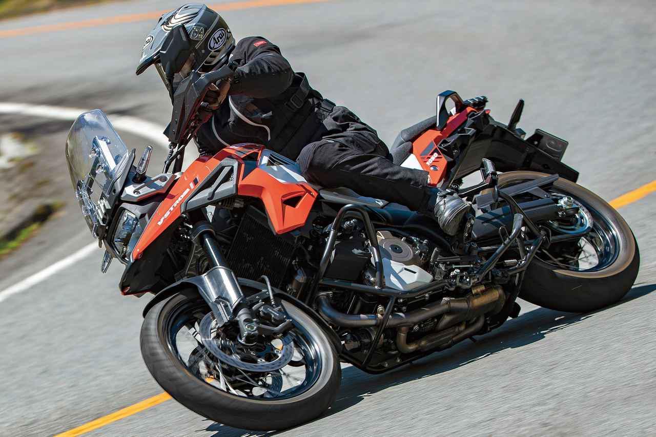 画像: 【インプレ】スズキ「Vストローム1050XT」(2020年) - webオートバイ