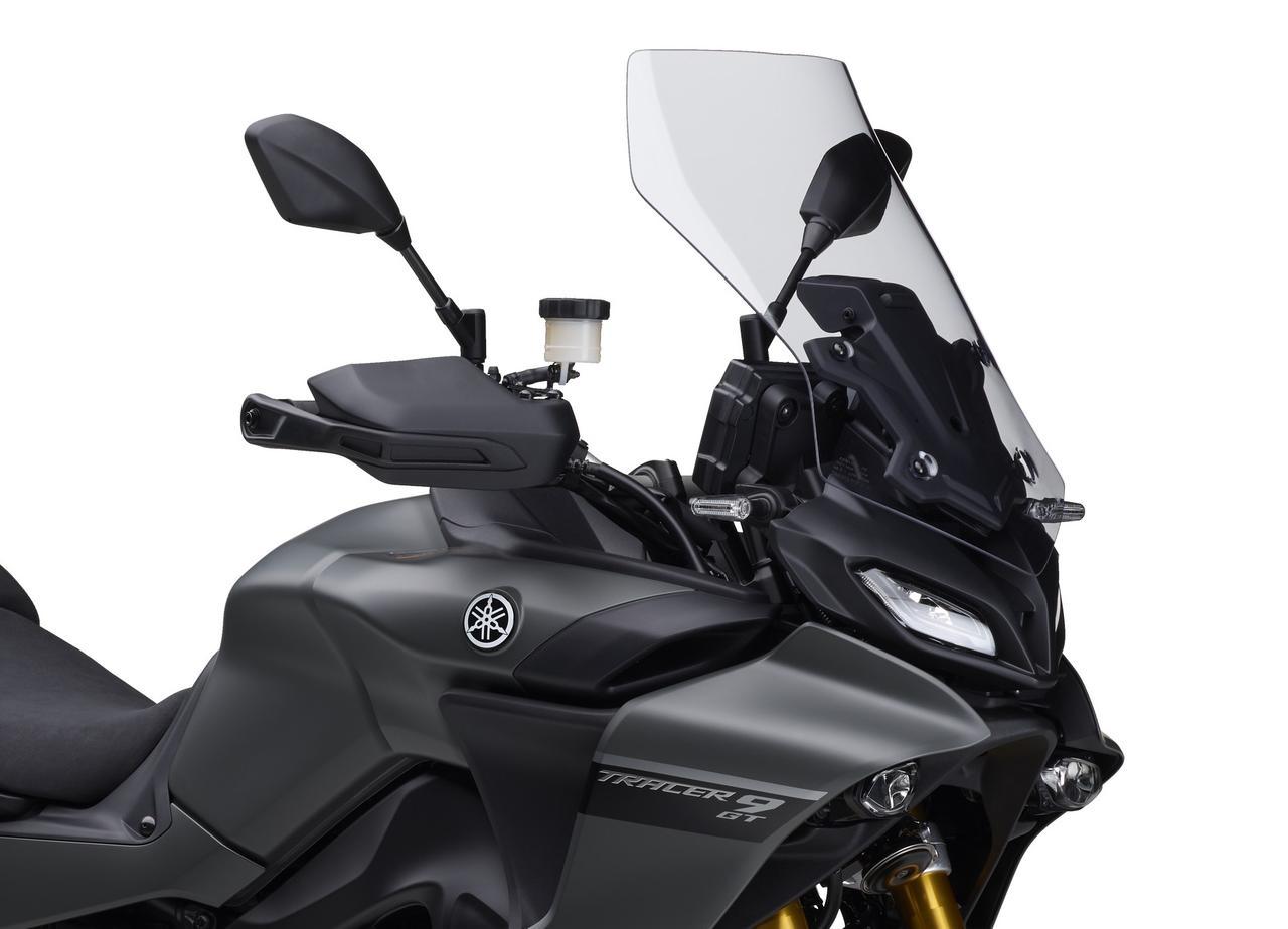 画像4: ヤマハ「トレーサー9 GT ABS」の特徴