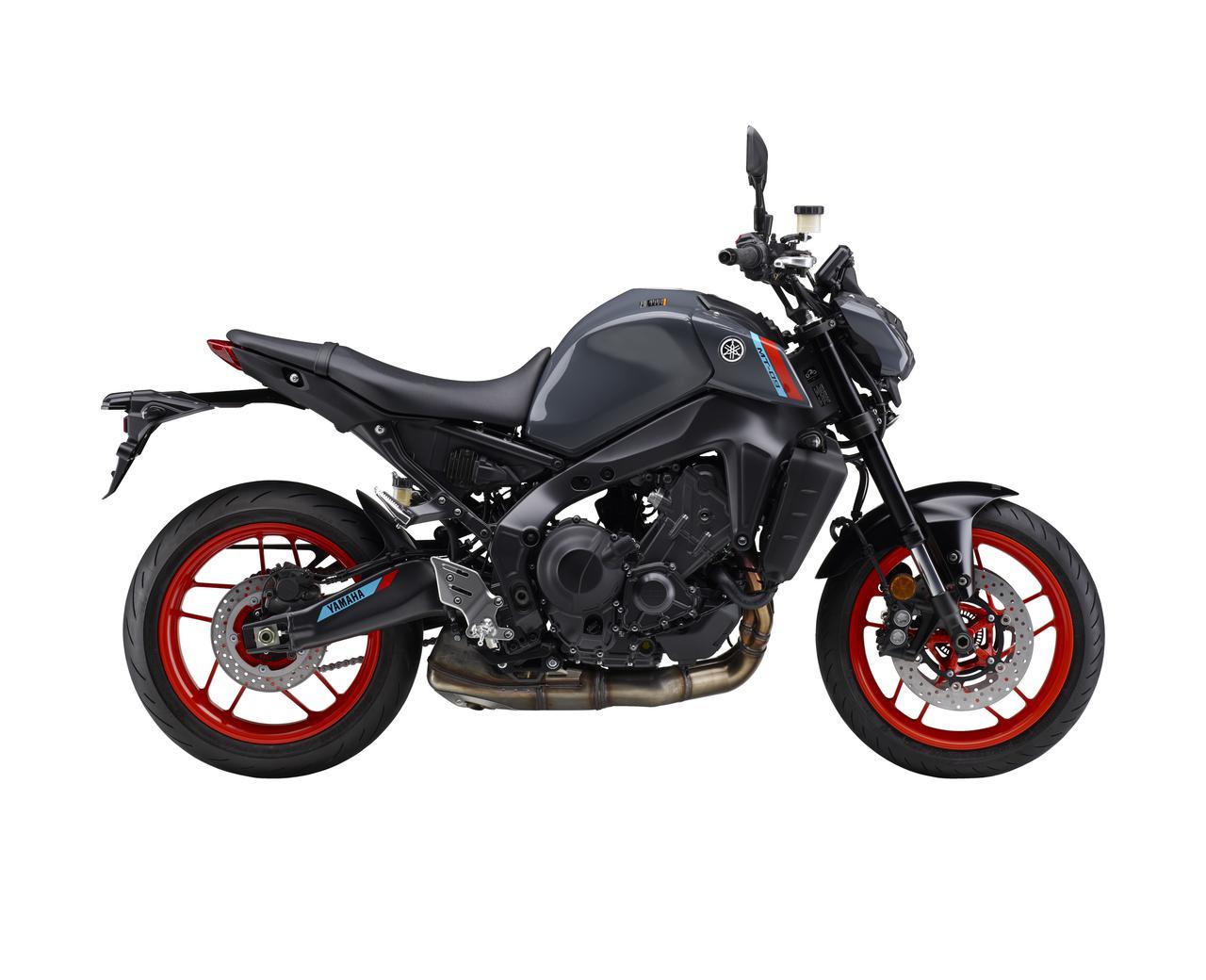 Images : 1番目の画像 - 【写真16枚】ヤマハ「MT-09 ABS」「MT-09 SP ABS」国内仕様・2021年モデル - webオートバイ