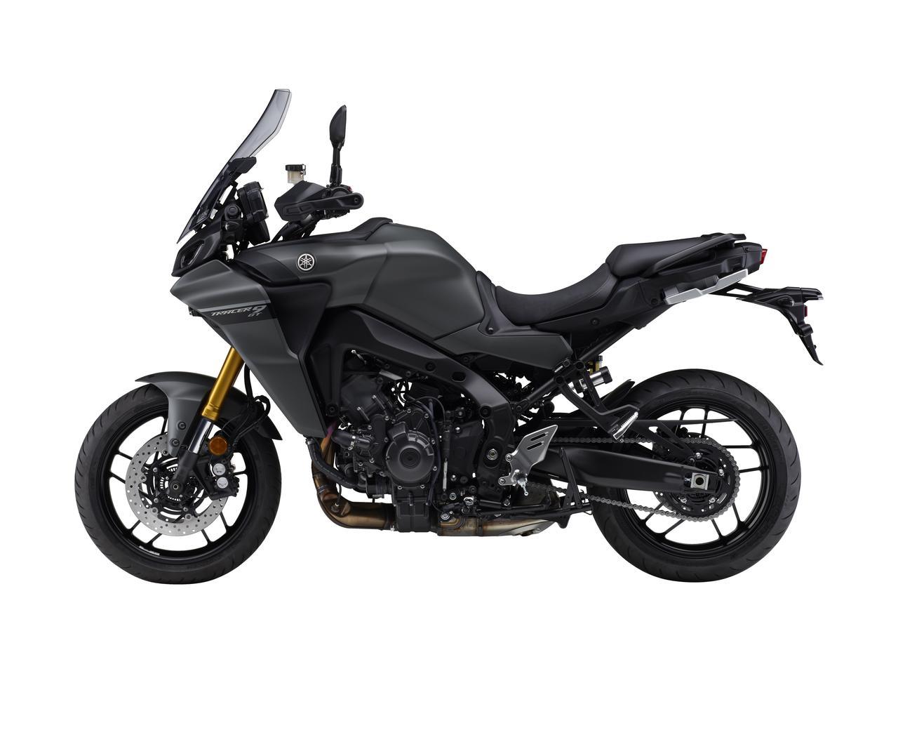 Images : 6番目の画像 - 【写真12枚】ヤマハ「トレーサー9 GT ABS」 - webオートバイ