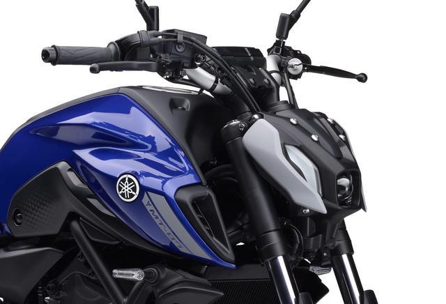 画像3: ヤマハ新型「MT-07 ABS」の特徴