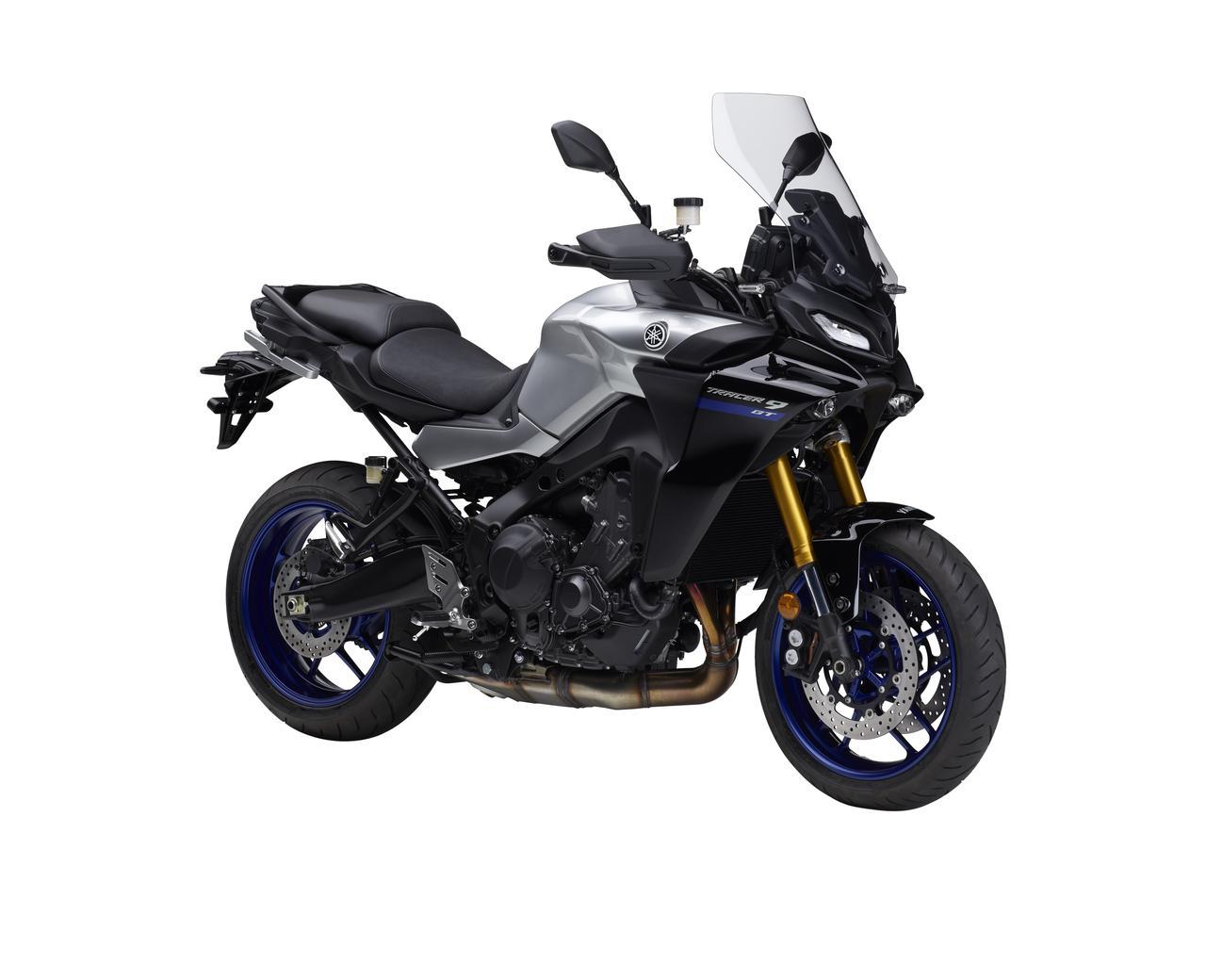 Images : 3番目の画像 - 【写真12枚】ヤマハ「トレーサー9 GT ABS」 - webオートバイ