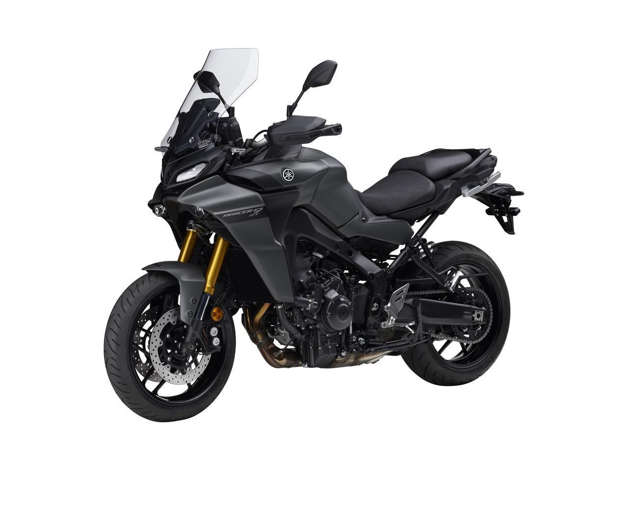 画像3: ヤマハ「トレーサー9 GT」発売! トレーサー900から全面的に進化を遂げた、新たなるスポーツツーリングバイク