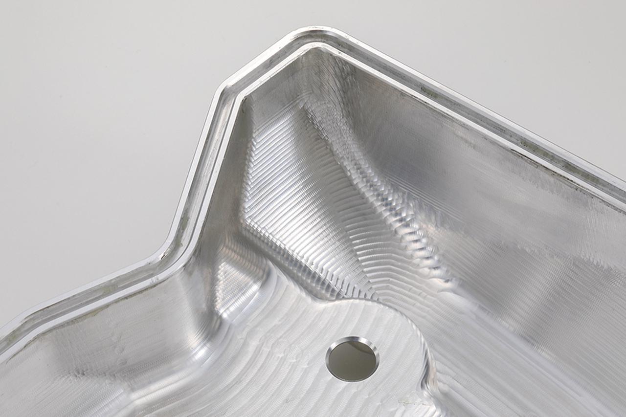 画像1: ウイリー カワサキGPZ900R用「ビレッドヘッドカバー」