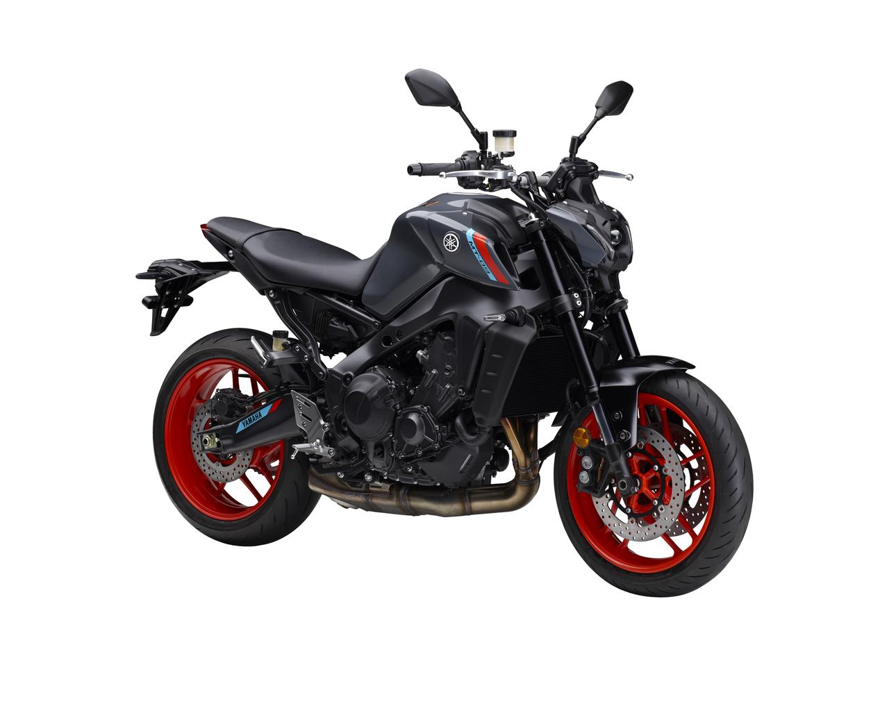Images : 3番目の画像 - 【写真16枚】ヤマハ「MT-09 ABS」「MT-09 SP ABS」国内仕様・2021年モデル - webオートバイ
