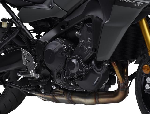 画像1: ヤマハ「トレーサー9 GT ABS」の特徴