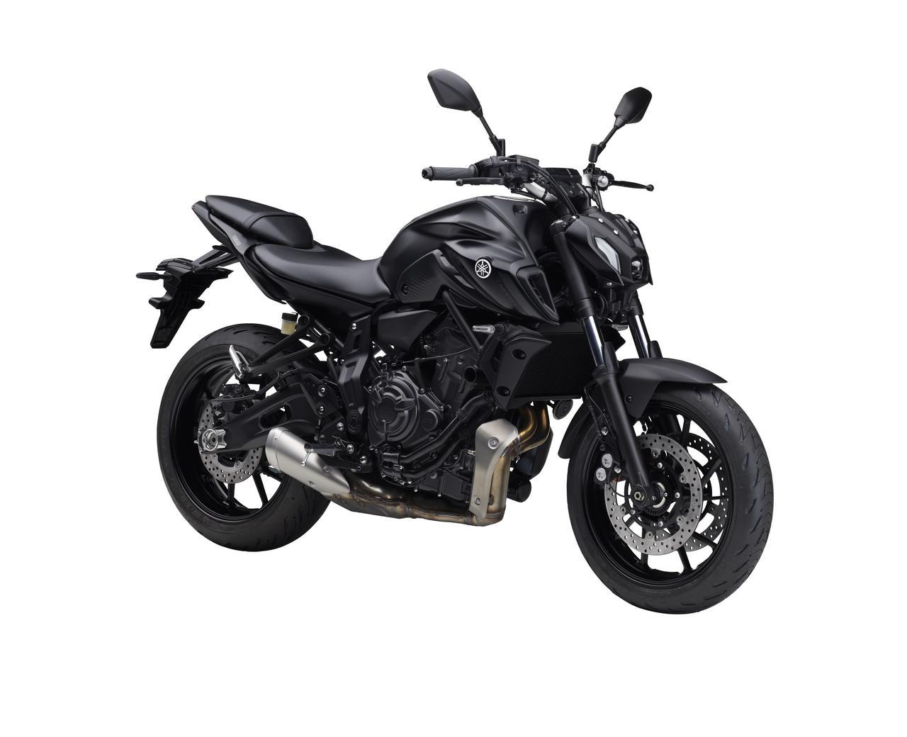 Images : 7番目の画像 - 【写真12枚】ヤマハ「MT-07 ABS」国内仕様・2021年モデル - webオートバイ