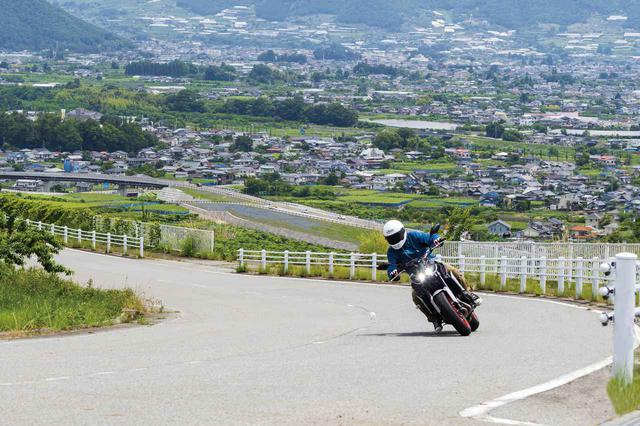 画像: ヤマハ「MT-09」ツーリング・インプレ(2019年)- webオートバイ