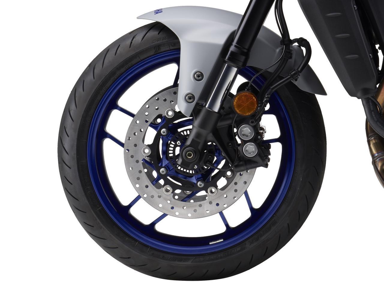 画像3: ヤマハ新型「MT-09 ABS」シリーズの特徴