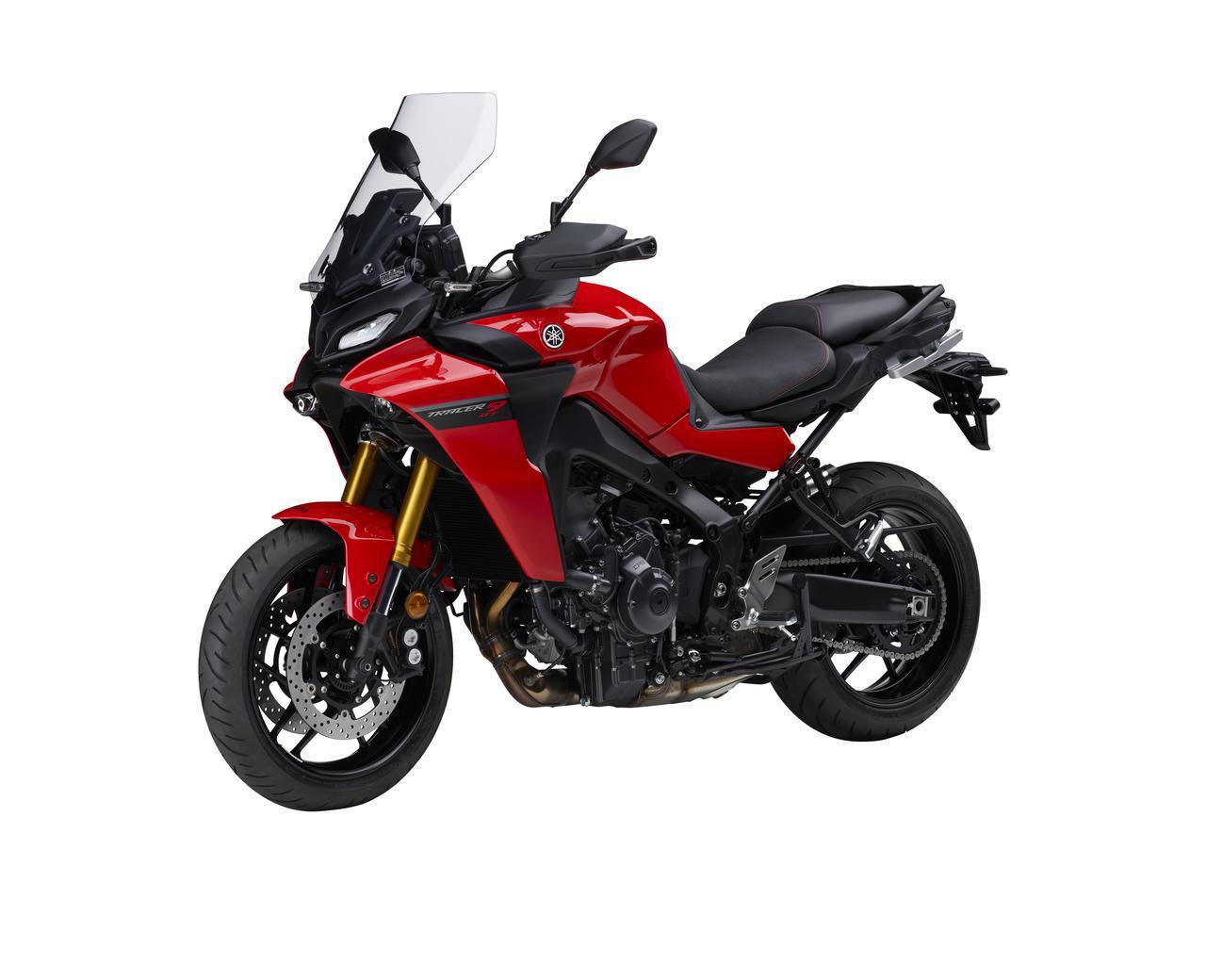画像2: ヤマハ「トレーサー9 GT」発売! トレーサー900から全面的に進化を遂げた、新たなるスポーツツーリングバイク