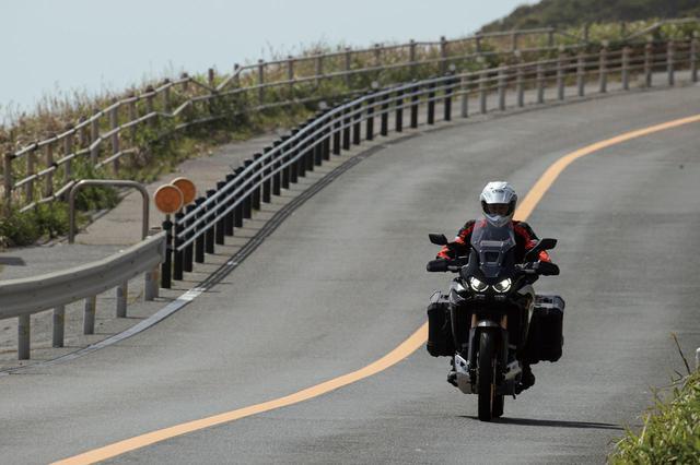 画像1: 高性能でフレンドリー長旅を応援してくれるバイク