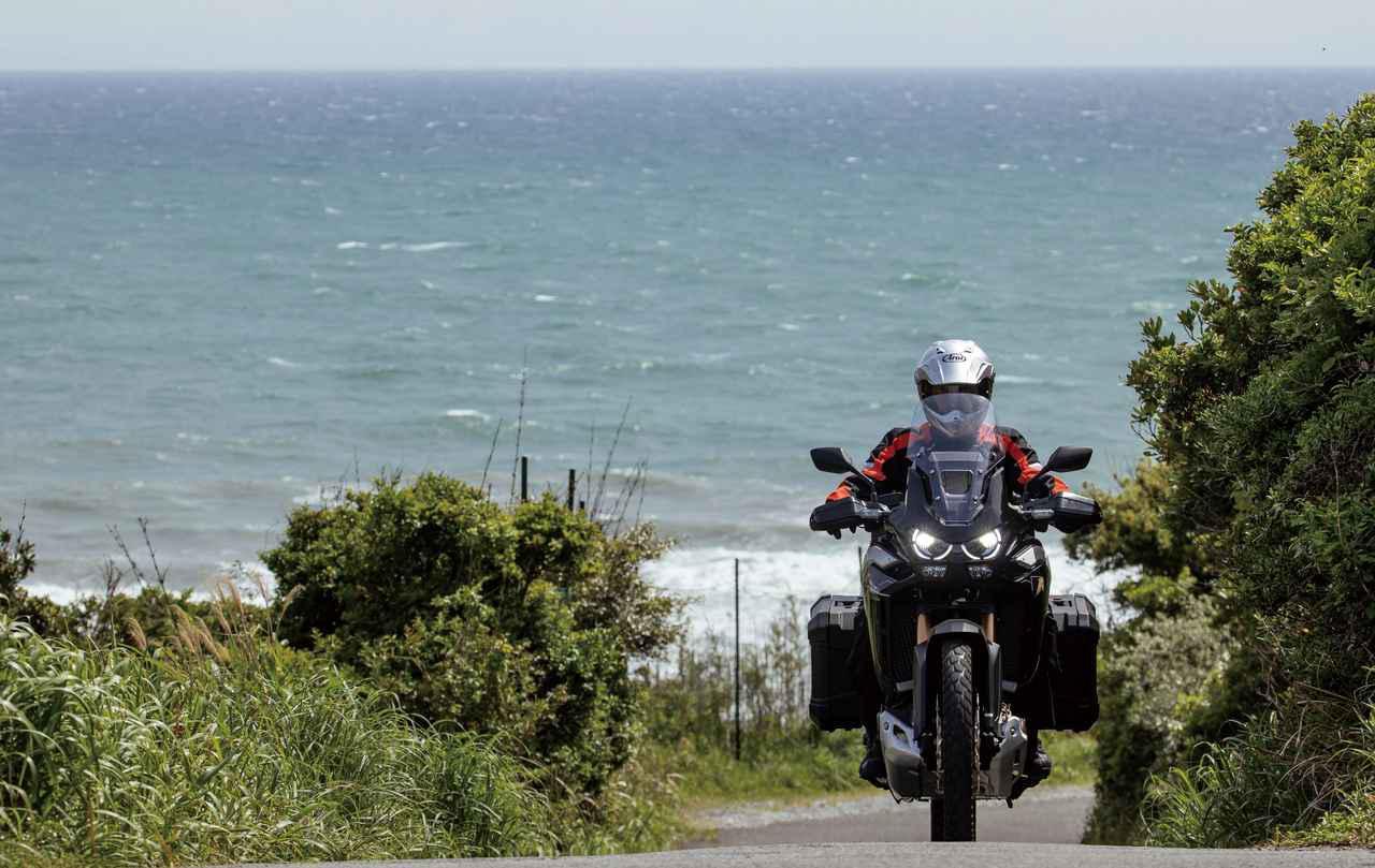 画像2: 高性能でフレンドリー長旅を応援してくれるバイク