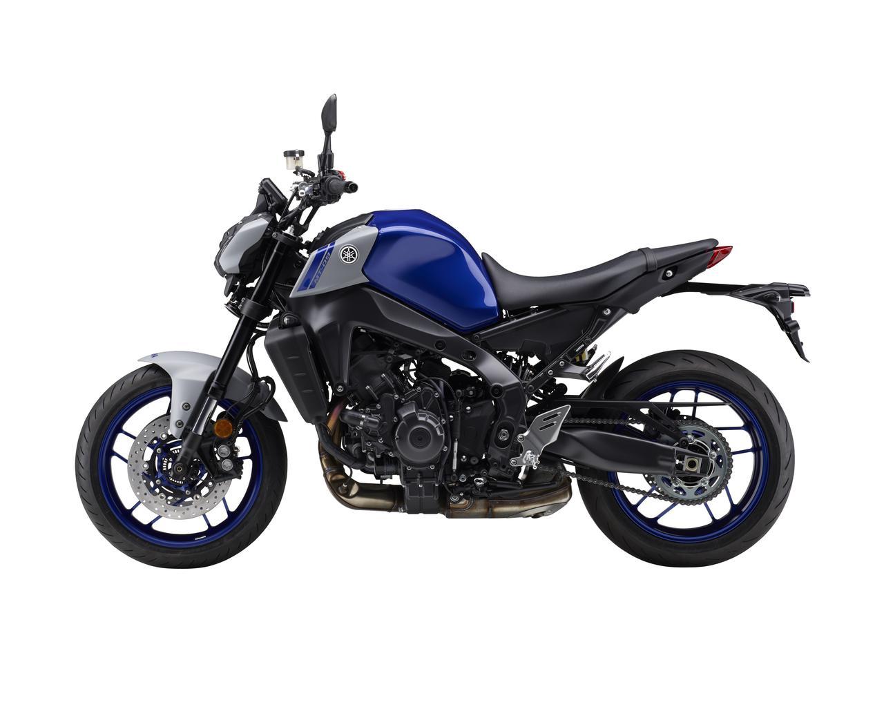Images : 6番目の画像 - 【写真16枚】ヤマハ「MT-09 ABS」「MT-09 SP ABS」国内仕様・2021年モデル - webオートバイ