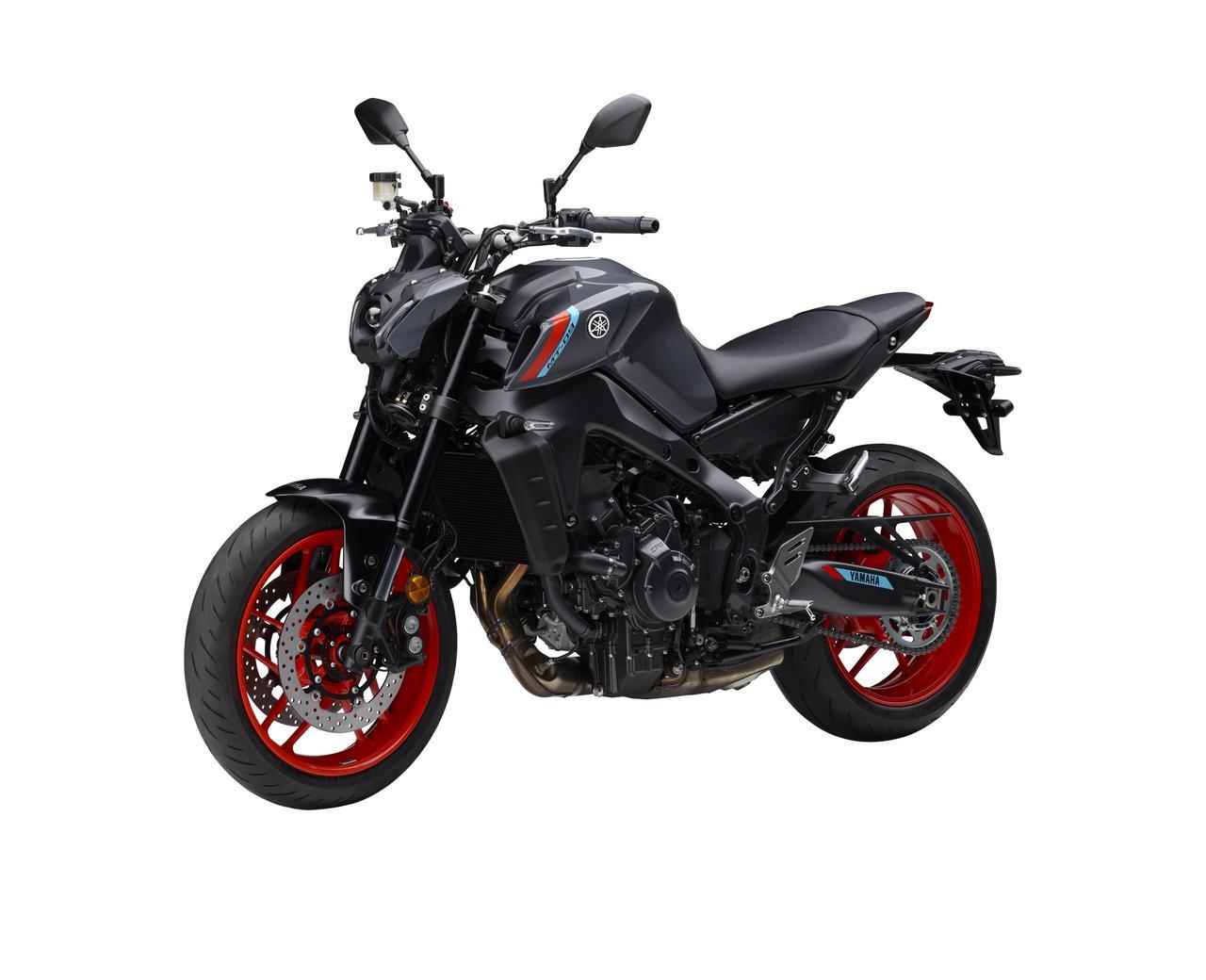 Images : 4番目の画像 - 【写真16枚】ヤマハ「MT-09 ABS」「MT-09 SP ABS」国内仕様・2021年モデル - webオートバイ