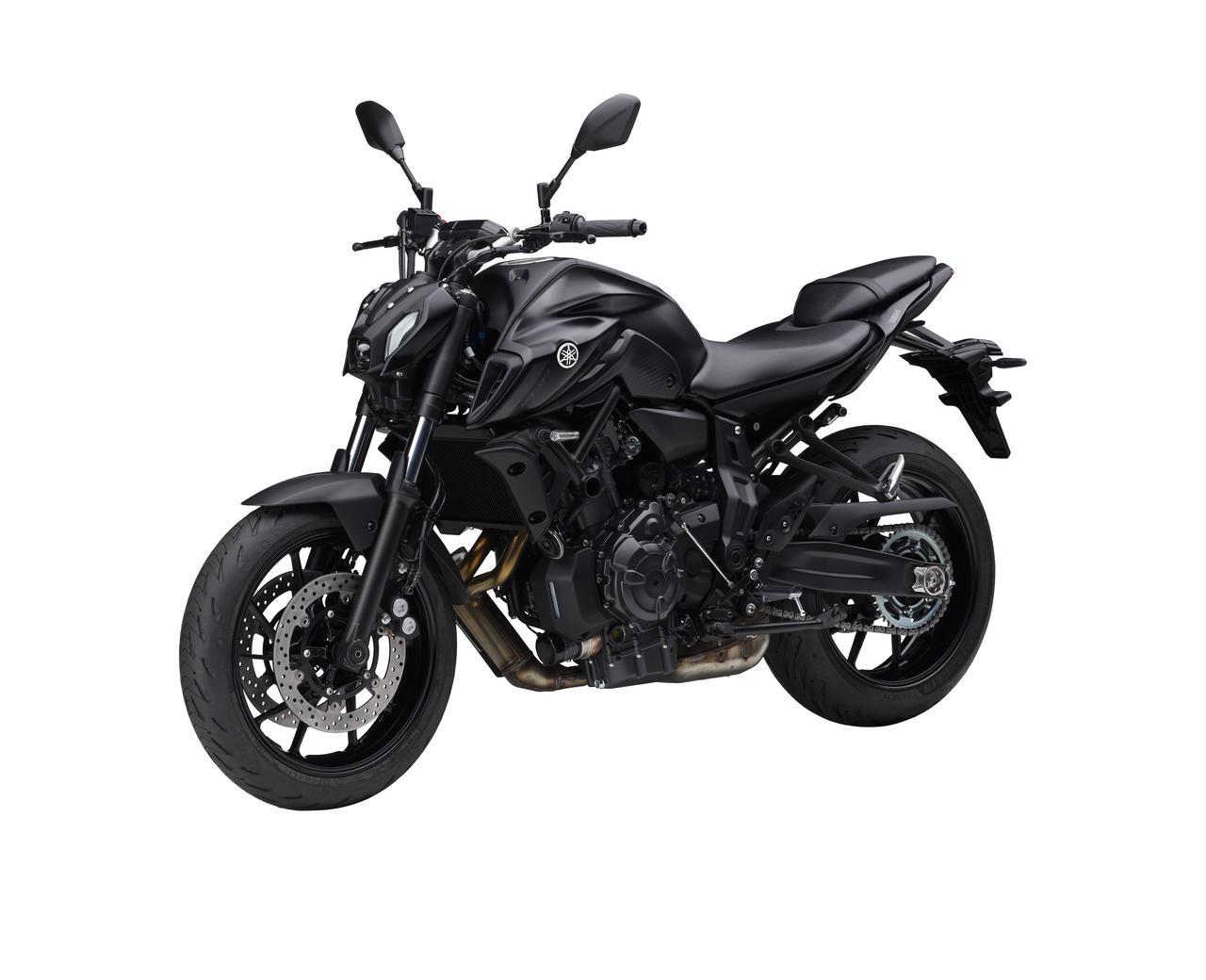 Images : 8番目の画像 - 【写真12枚】ヤマハ「MT-07 ABS」国内仕様・2021年モデル - webオートバイ