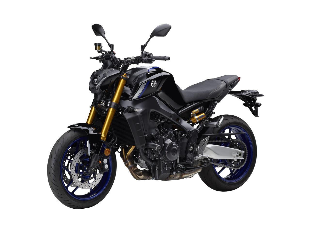 Images : 16番目の画像 - 【写真16枚】ヤマハ「MT-09 ABS」「MT-09 SP ABS」国内仕様・2021年モデル - webオートバイ