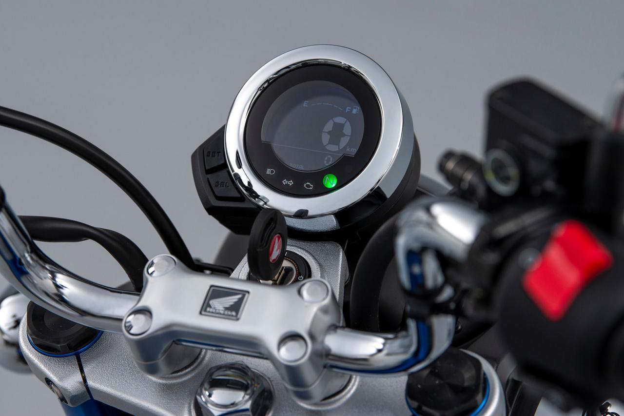 Images : 7番目の画像 - 【写真49枚】ホンダ「モンキー125」(欧州仕様・2022年モデル) - webオートバイ