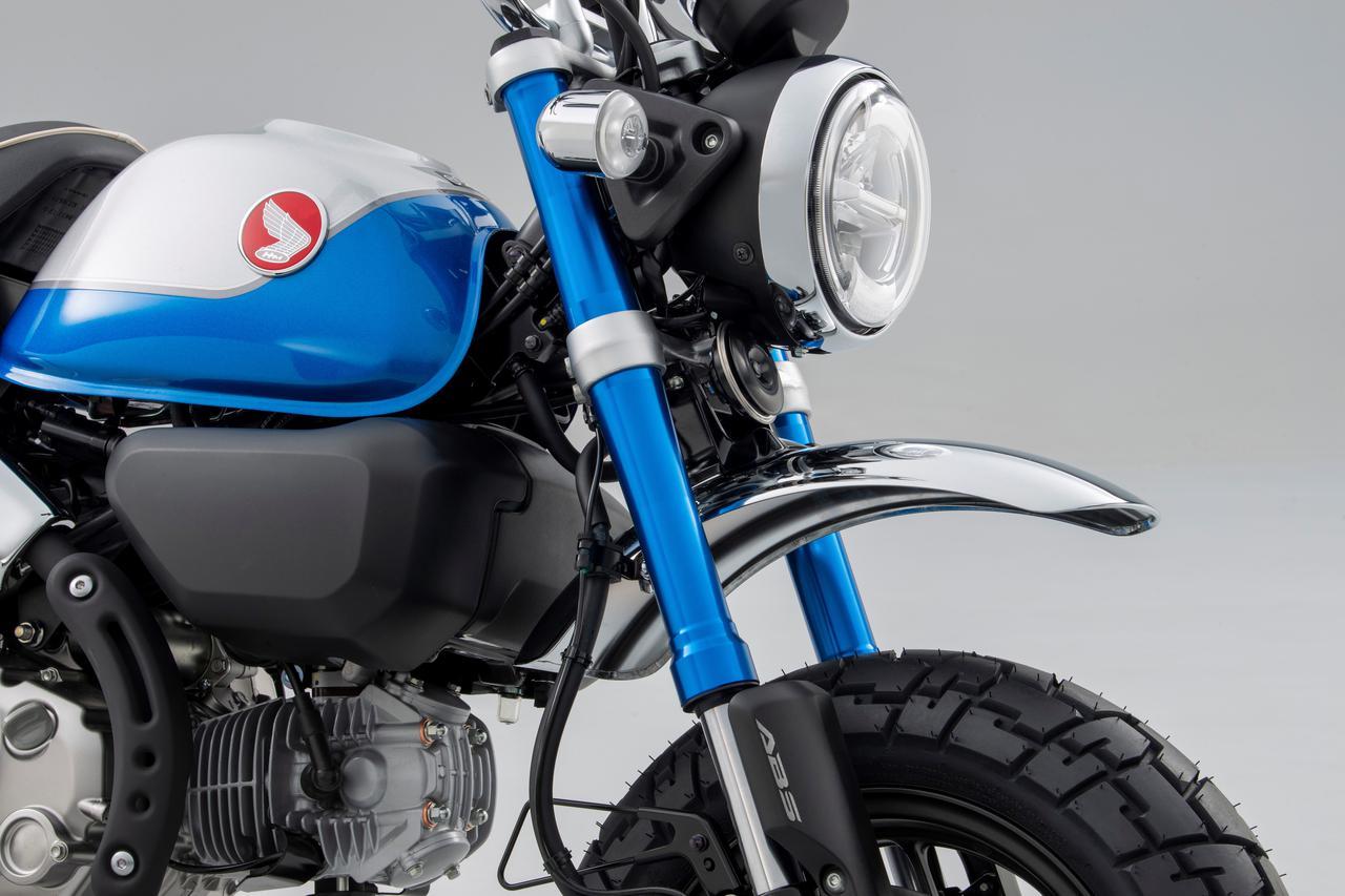 Images : 12番目の画像 - 【写真49枚】ホンダ「モンキー125」(欧州仕様・2022年モデル) - webオートバイ