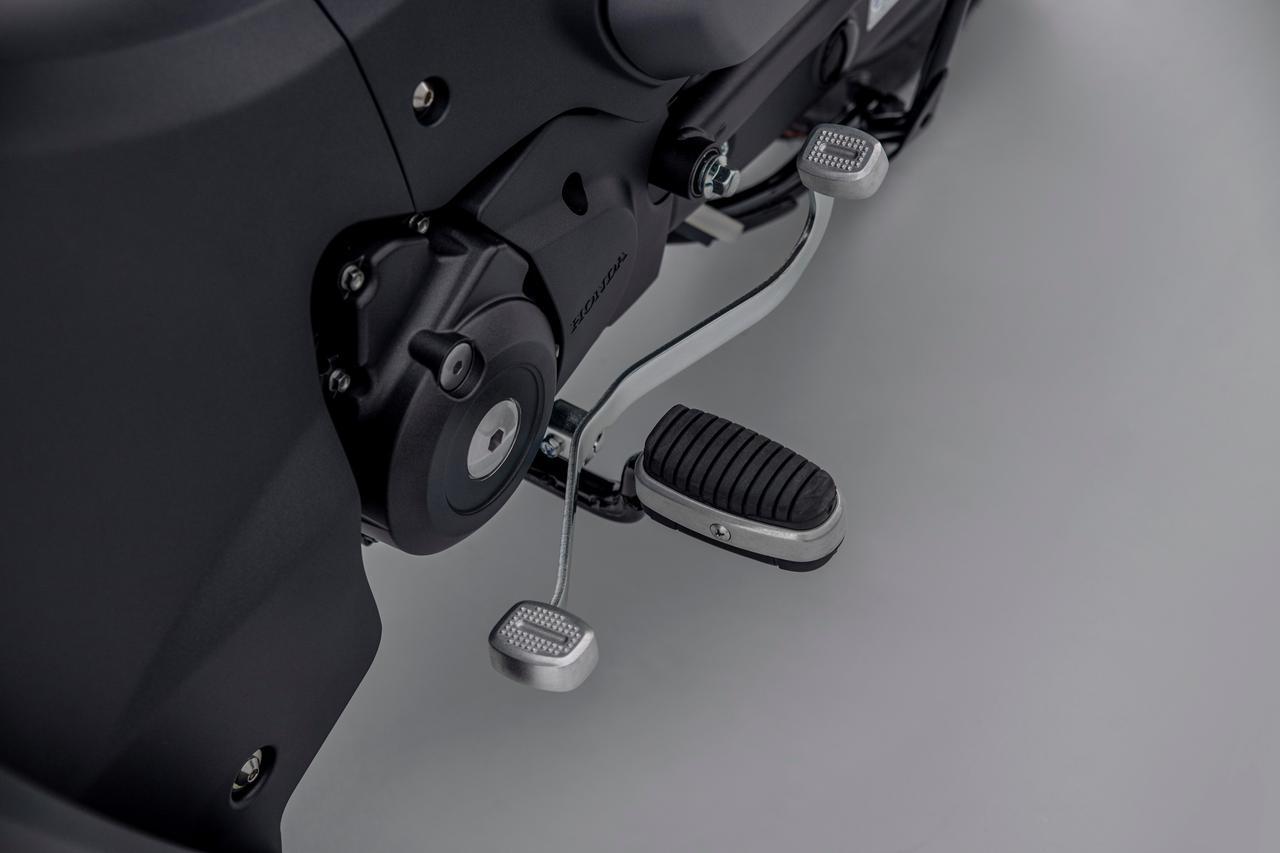画像3: ホンダ「スーパーカブ125」(欧州仕様・2022年モデル)の特徴