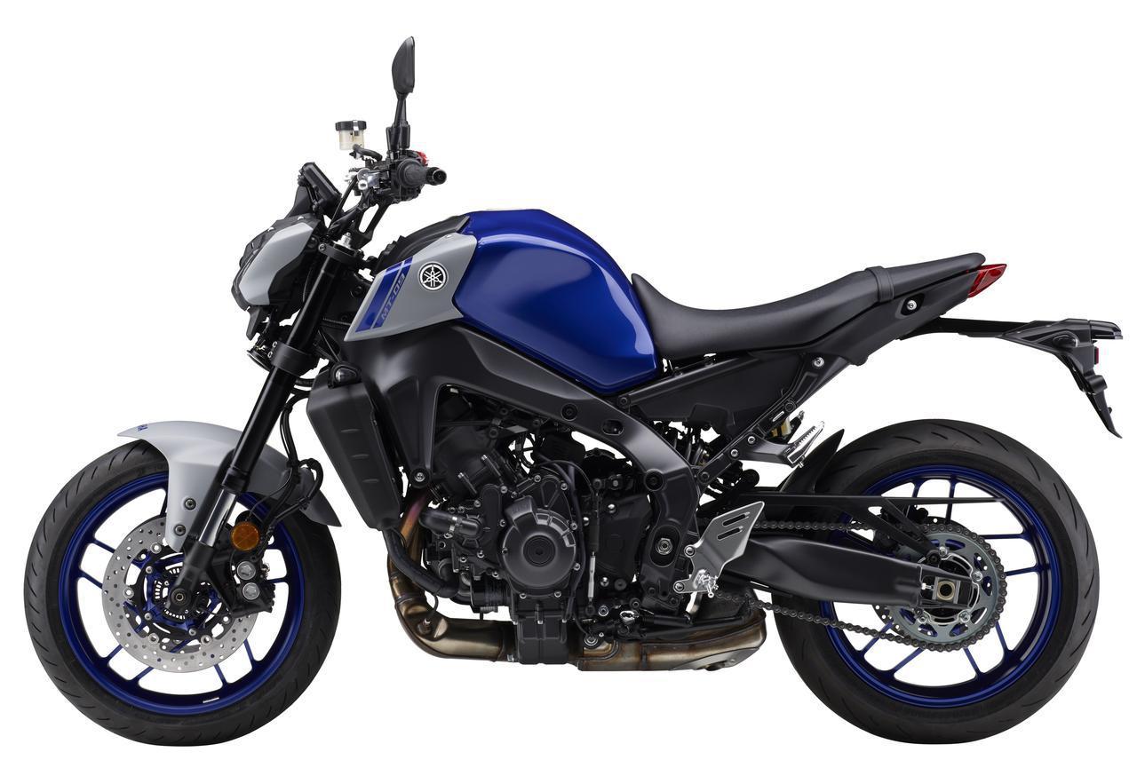 画像: ヤマハ「MT-09」「MT-09 SP」がフルモデルチェンジ - webオートバイ