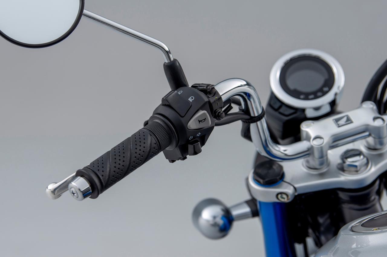 Images : 15番目の画像 - 【写真49枚】ホンダ「モンキー125」(欧州仕様・2022年モデル) - webオートバイ