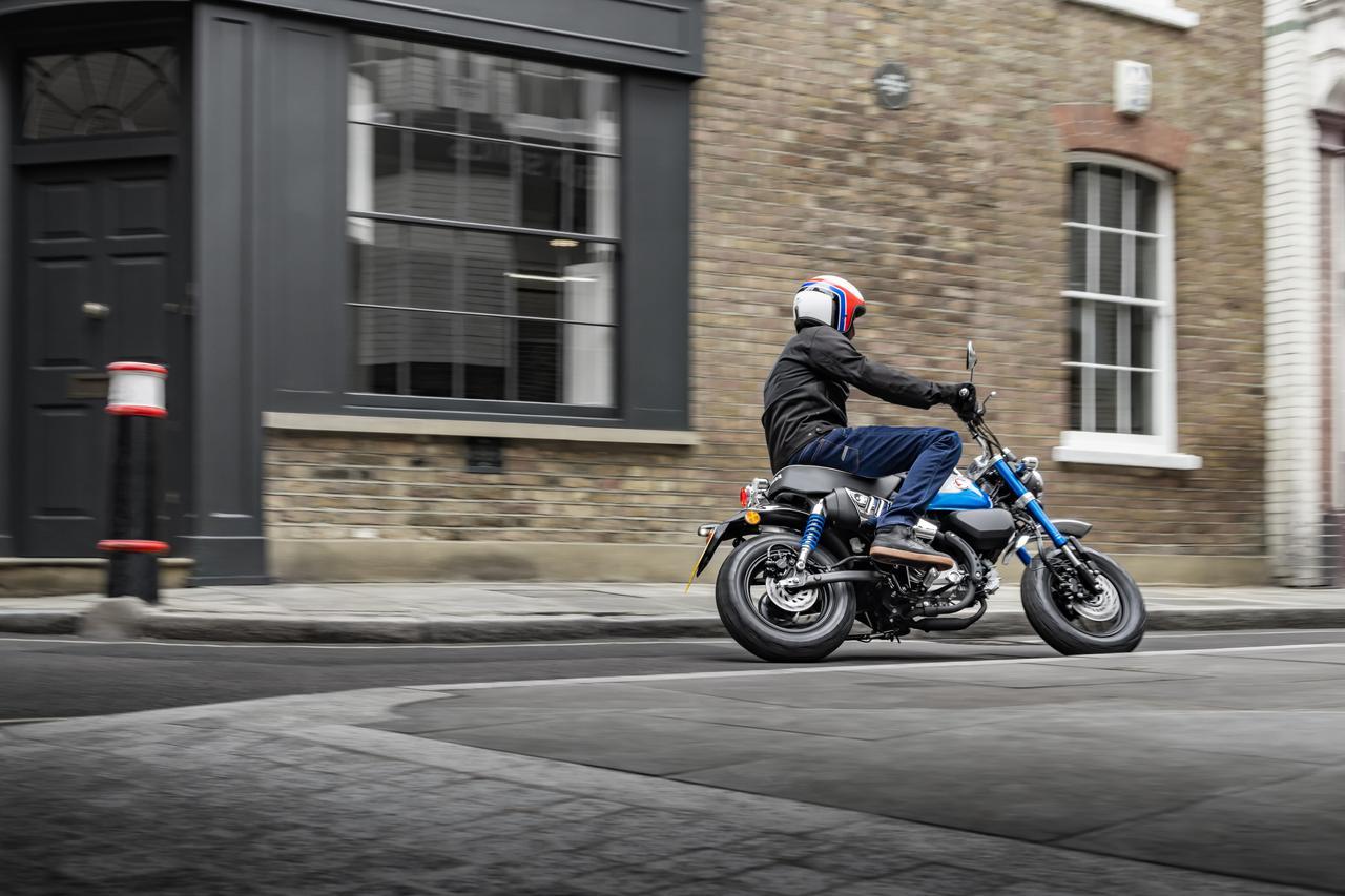 Images : 18番目の画像 - 【写真49枚】ホンダ「モンキー125」(欧州仕様・2022年モデル) - webオートバイ