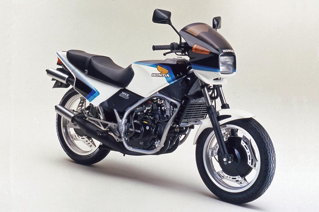 画像: 【心に残る日本のバイク遺産】フレディ・スペンサーをカタログに起用したホンダの2ストV型3気筒「HONDA MVX250F」-1983年- 2サイクル250cc史 編 - webオートバイ