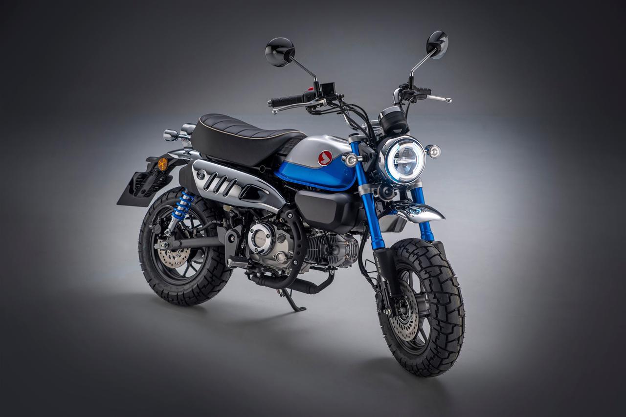 Images : 3番目の画像 - 【写真49枚】ホンダ「モンキー125」(欧州仕様・2022年モデル) - webオートバイ